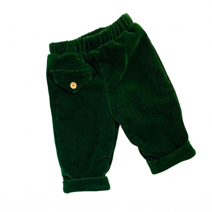 Pantaloni Elfie din catifea [0]