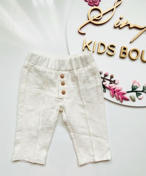 Pantaloni Ivory [0]