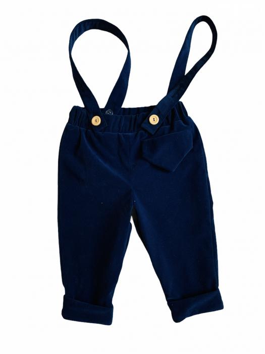 Pantaloni Jose din catifea [0]