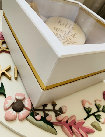 Set cadou bebelus White [2]