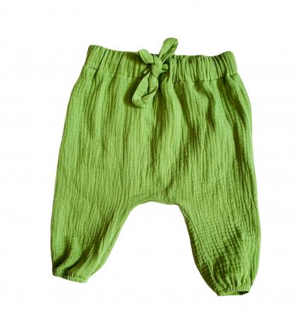 Pantaloni Zian din muselina [0]