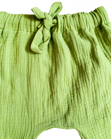 Pantaloni Zian din muselina [2]