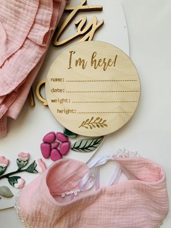 Set cadou bebelus Pink [1]