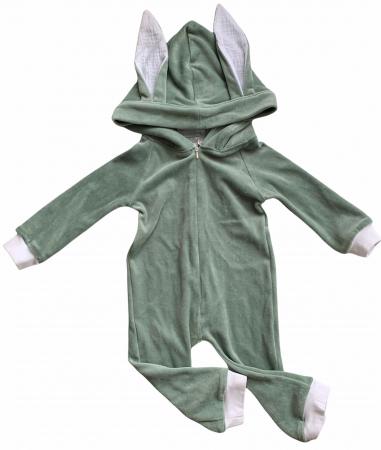 Salopeta Bunny Cotton-Fleece [3]