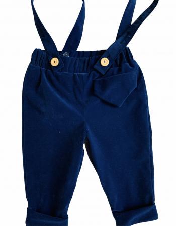 Pantaloni Jose din catifea [1]