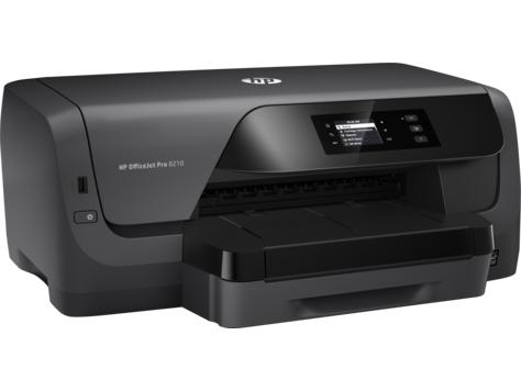 HP Officejet Pro 8210 imprimanta color A4 0