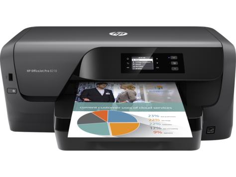 HP Officejet Pro 8210 imprimanta color A4 1