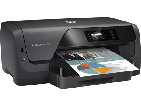 HP Officejet Pro 8210 imprimanta color A4 2