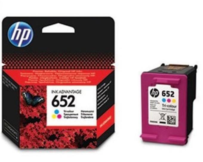 HP No 652 cartus cerneala color 0