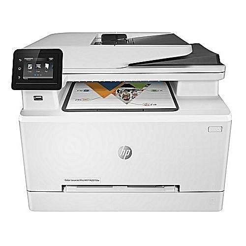 Multifunctional Laser Color HP Color Laserjet Pro MFP M477fdw 0
