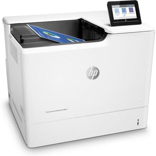 Imprimanta Laser HP Color Laserjet Enterprise M653dn 0