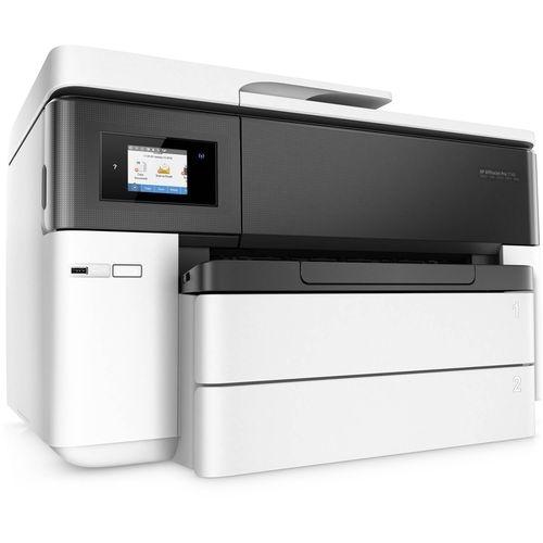 Multifunctional Inkjet HP Officejet 7740 Wide Format e-All-in-One Printer 0