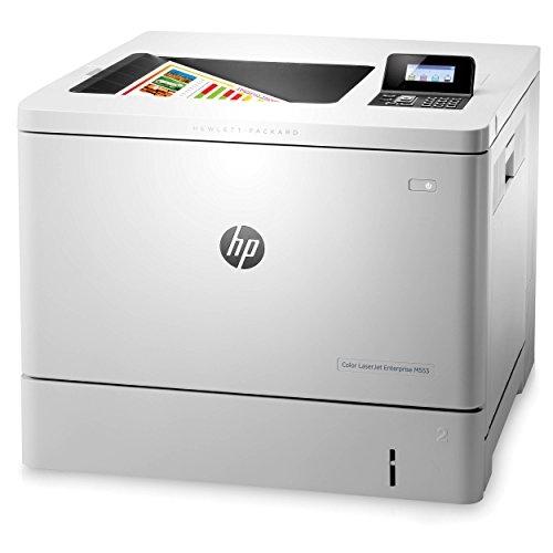 Imprimanta Laser Color HP Color Laserjet Enterprise M553n 0