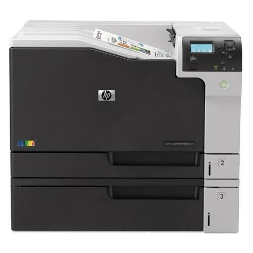 Imprimanta Laser Color HP Color Laserjet Enterprise M750n 0