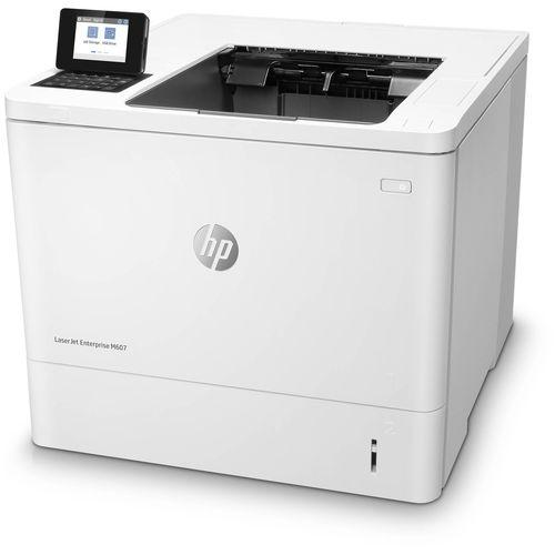 Imprimanta Laser HP Laserjet Enterprise M607n 0