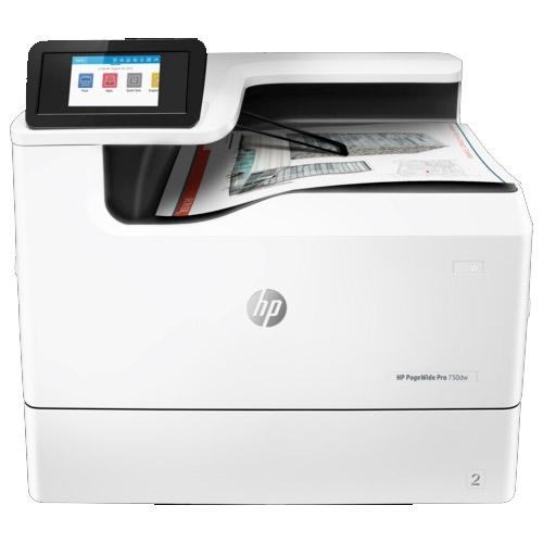 Imprimanta Inkjet HP PageWide Pro 750dw 0
