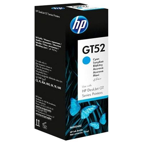 Cerneala cyan originala HP Nr. GT52 0