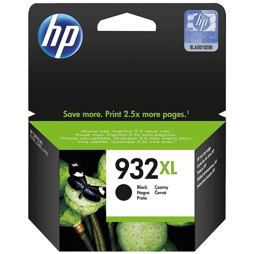 Cartus cerneala HP Nr. 932XL black original 0