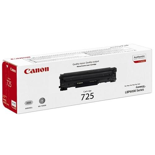 Canon LBP 6000 CRG 725 0