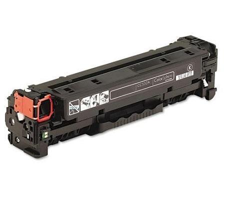 CC530A Cartus Toner Black 3,5K Compatibil HP 0