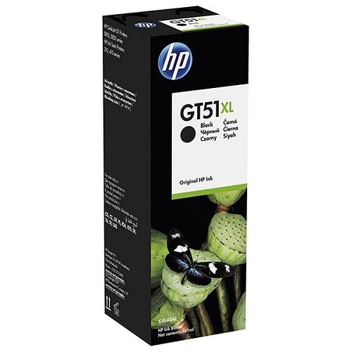 Cerneala black originala HP Nr. GT51XL 0