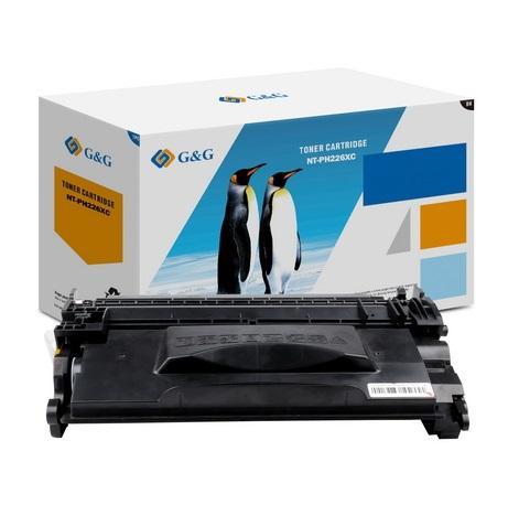 CF226X Cartus Toner Nr.26X 9K Compatibil HP 0