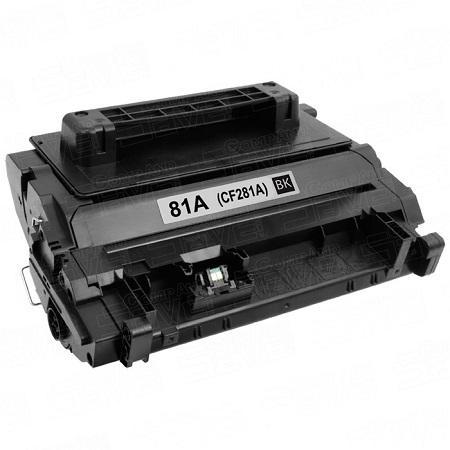 CF281A Cartus Toner Nr.81A 10,5K Compatibil HP 0