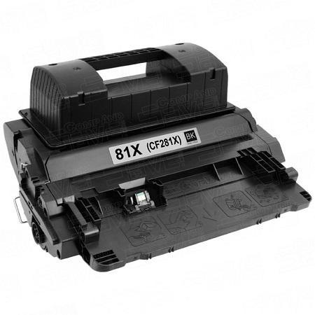 CF281X Cartus Toner Nr.81X 25K Compatibil HP 1