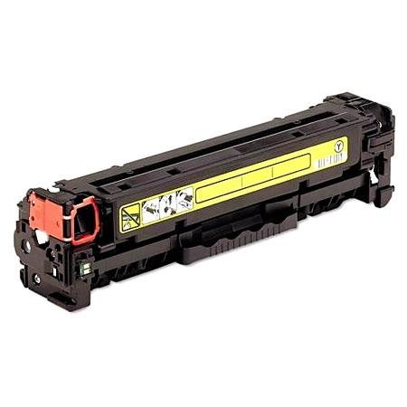 CF382A Cartus Toner Yellow Nr.312A  2,7K Compatibil HP 0