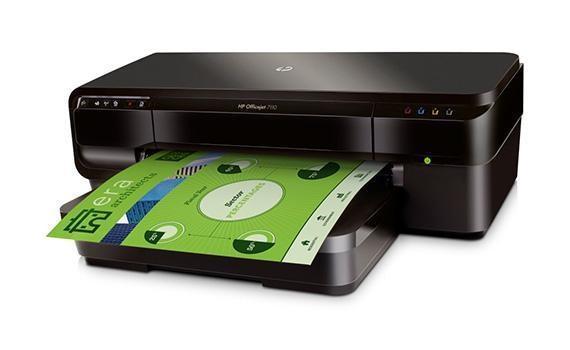 HP Officejet 7110 imprimanta A3 Wide Format 0