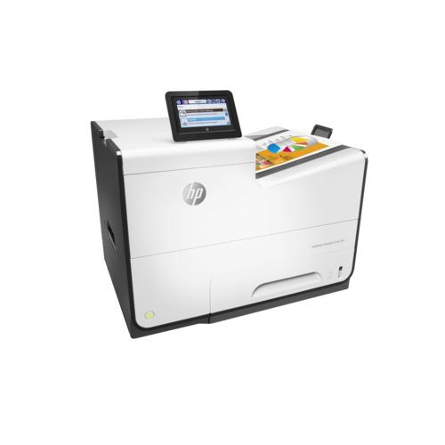 Imprimanta Inkjet HP PageWide Enterprise Color 556dn 0