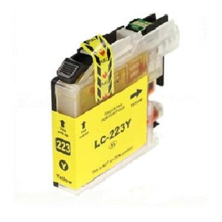 LC223Y Cartus cerneala yellow compatibil Brother mfc-j4420dw 0