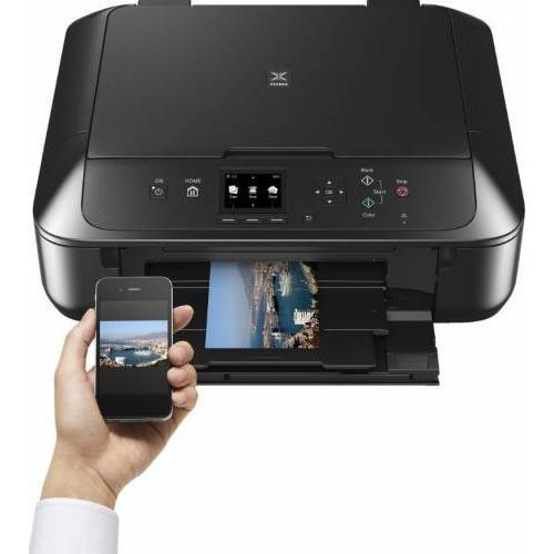 Multifunctional Inkjet Color Canon Pixma MG5750 0