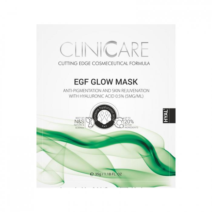 ClinicCare EGF Glow Mască Anti-pigmentare [0]