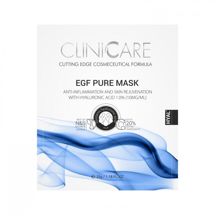 ClinicCare EGF Pure Mască Anti-inflamare [0]