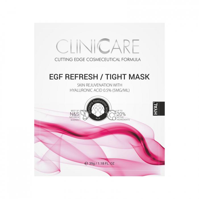 ClinicCare EGF Refresh/Tight Mască Anti-aging 0