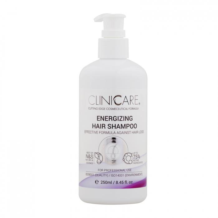 ClinicCare Șampon păr Energizant 0