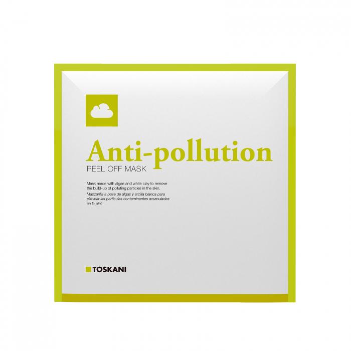 TOSKANI Mască PEEL OFF Anti poluare 0