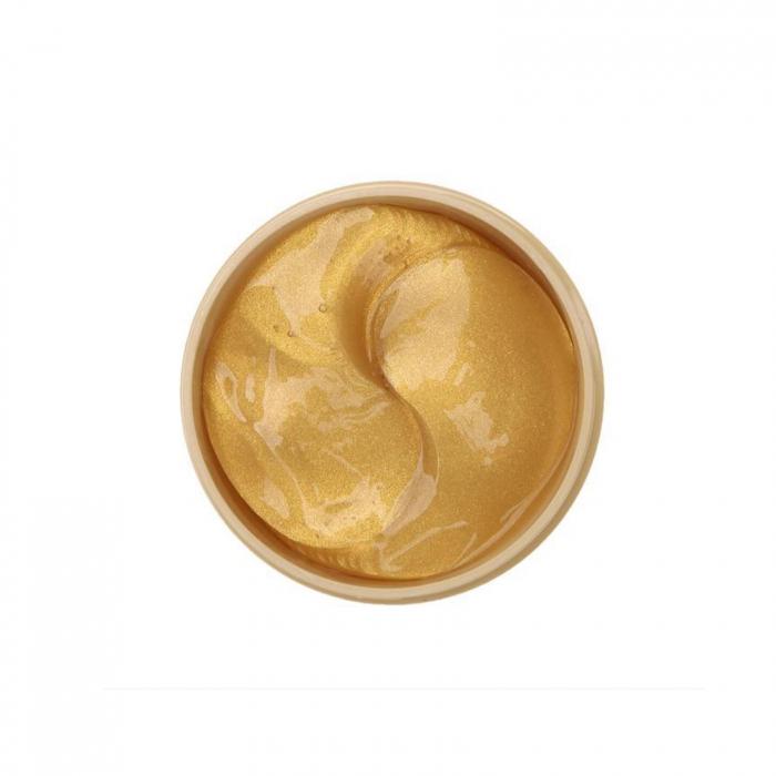 PETITFÉE Plasturi pentru ochi cu aur și mucus de melc [1]