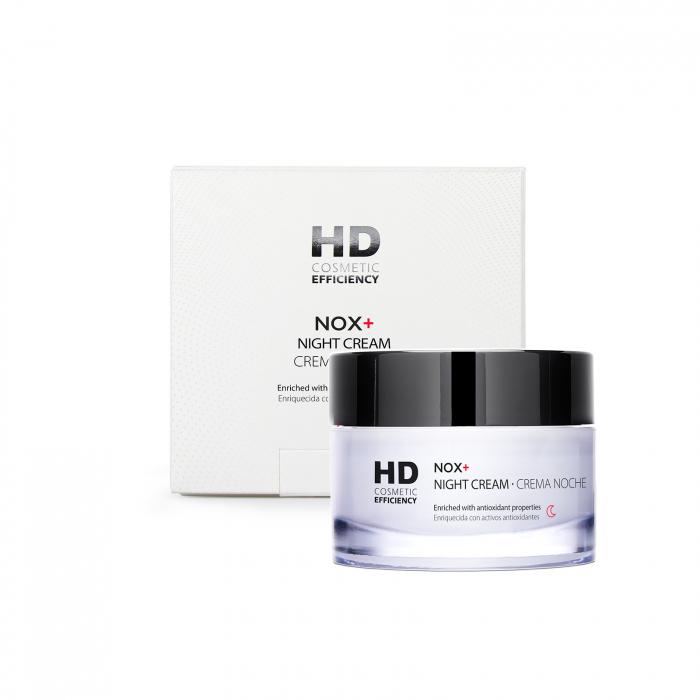 HD NOX+ Cremă de noapte anti-oxidantă 0
