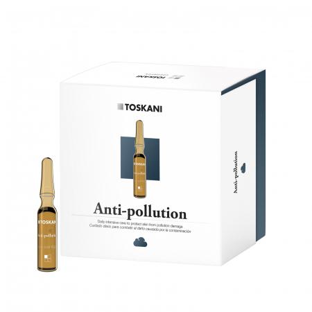 TOSKANI Fiolă Topică Anti-poluare0