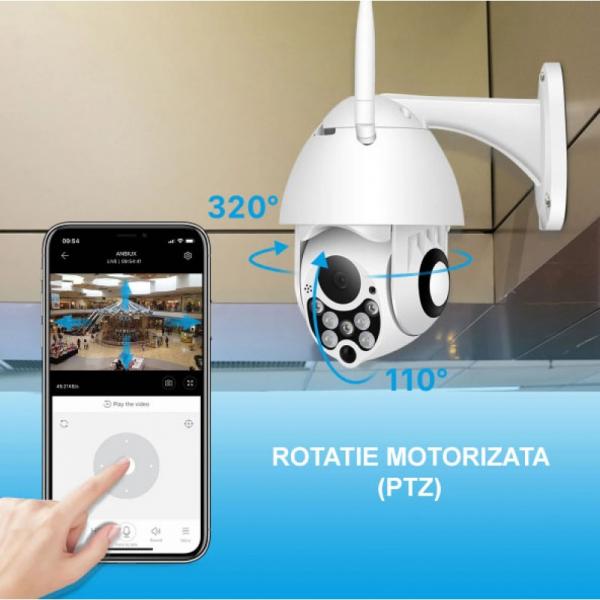 Camera de Supraveghere WiFi Smartech H21 [2]