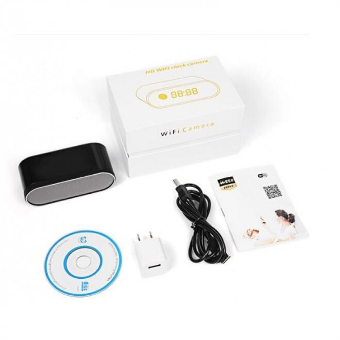 Ceas cu Camera Invizibila Wi-Fi [5]