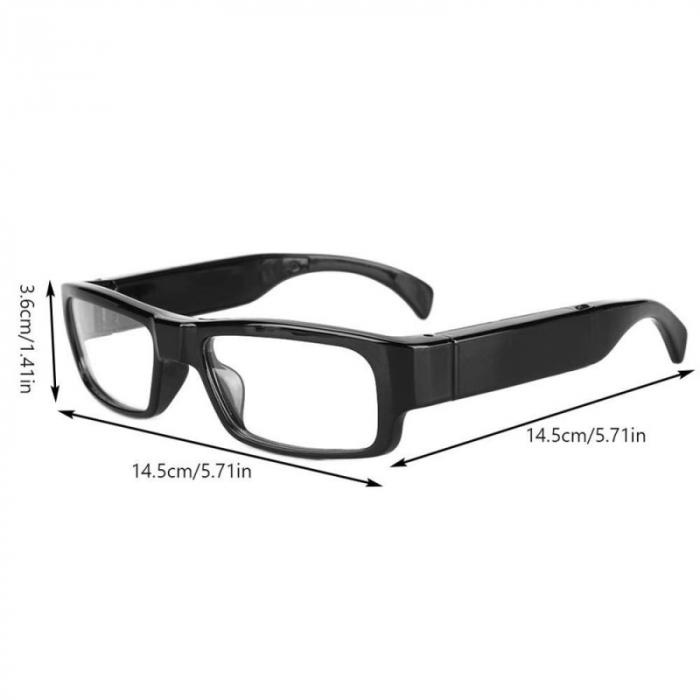 Ochelari cu Camera cu lentila invizibila 1