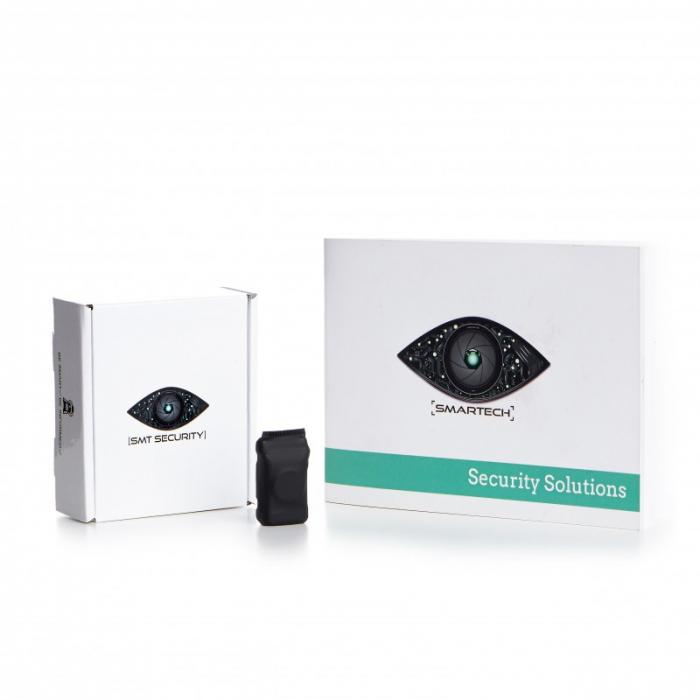 Mini Microfon GSM NanoSIM 4G - 3 zile - 300 mAh - Locatie GPS - Reportofon - SMS Control & Aplicatie [6]