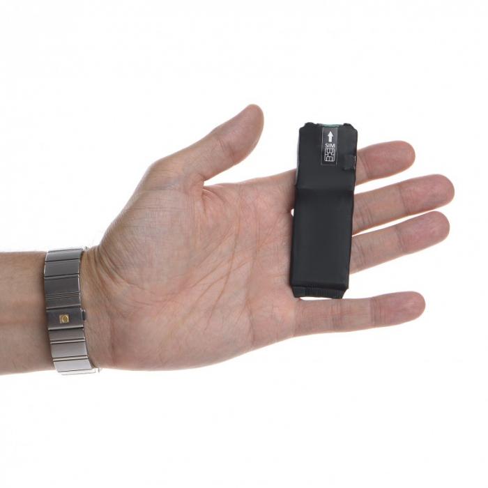 Microfon Profesional - Plat - Acumulator 3200mAh - 14 zile [1]