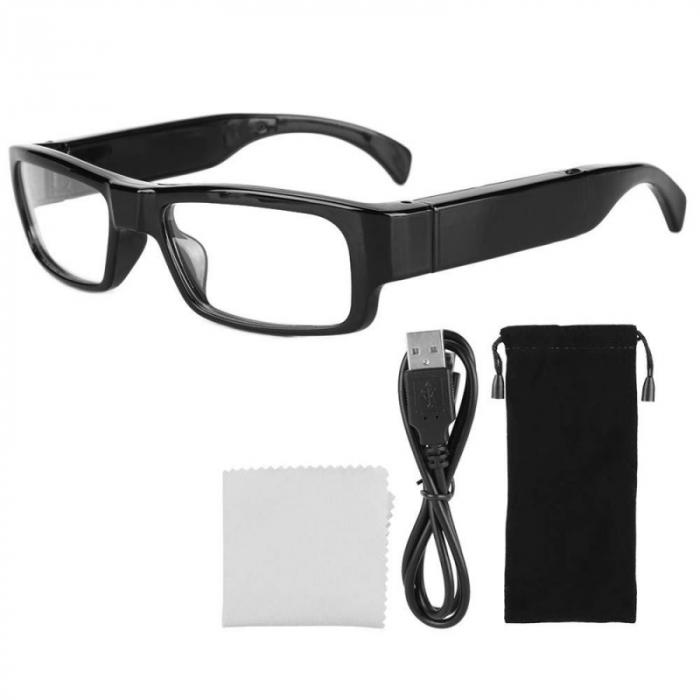 Ochelari cu Camera cu lentila invizibila 4