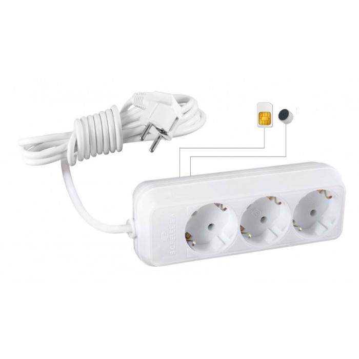 Prelungitor 220V Fara buton, cu Microfon  - Redare Audio in Timp Real [0]
