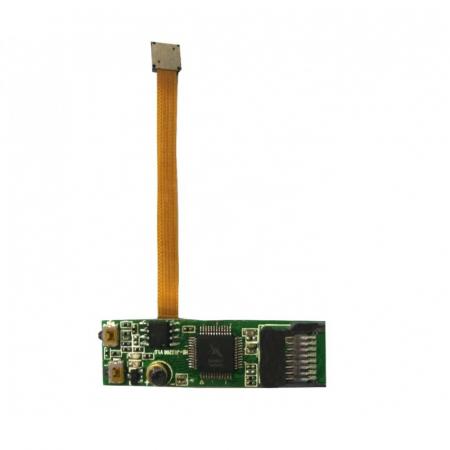Camera Video Salvare in Format *.3GP -  352x288 - Lentila 5x5mm - 32GB - 80 ore - Segmentare Durata (1/30) - Senzor de Miscare [0]