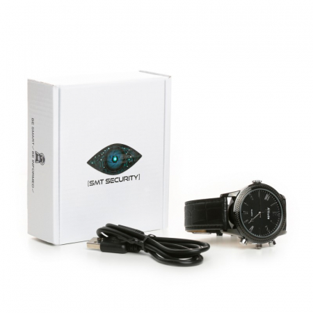 Ceas de Mana Elegant cu Camera Video Nightvision HD 1080P [2]